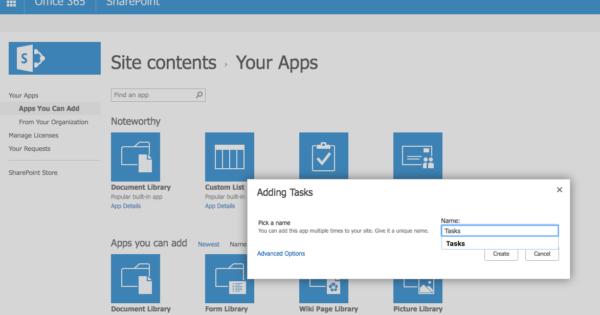 Adding A Powerful Gantt Chart To A SharePoint Site