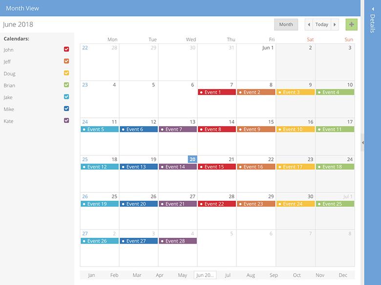 Change Log – Calendar for Ext JS – Bryntum