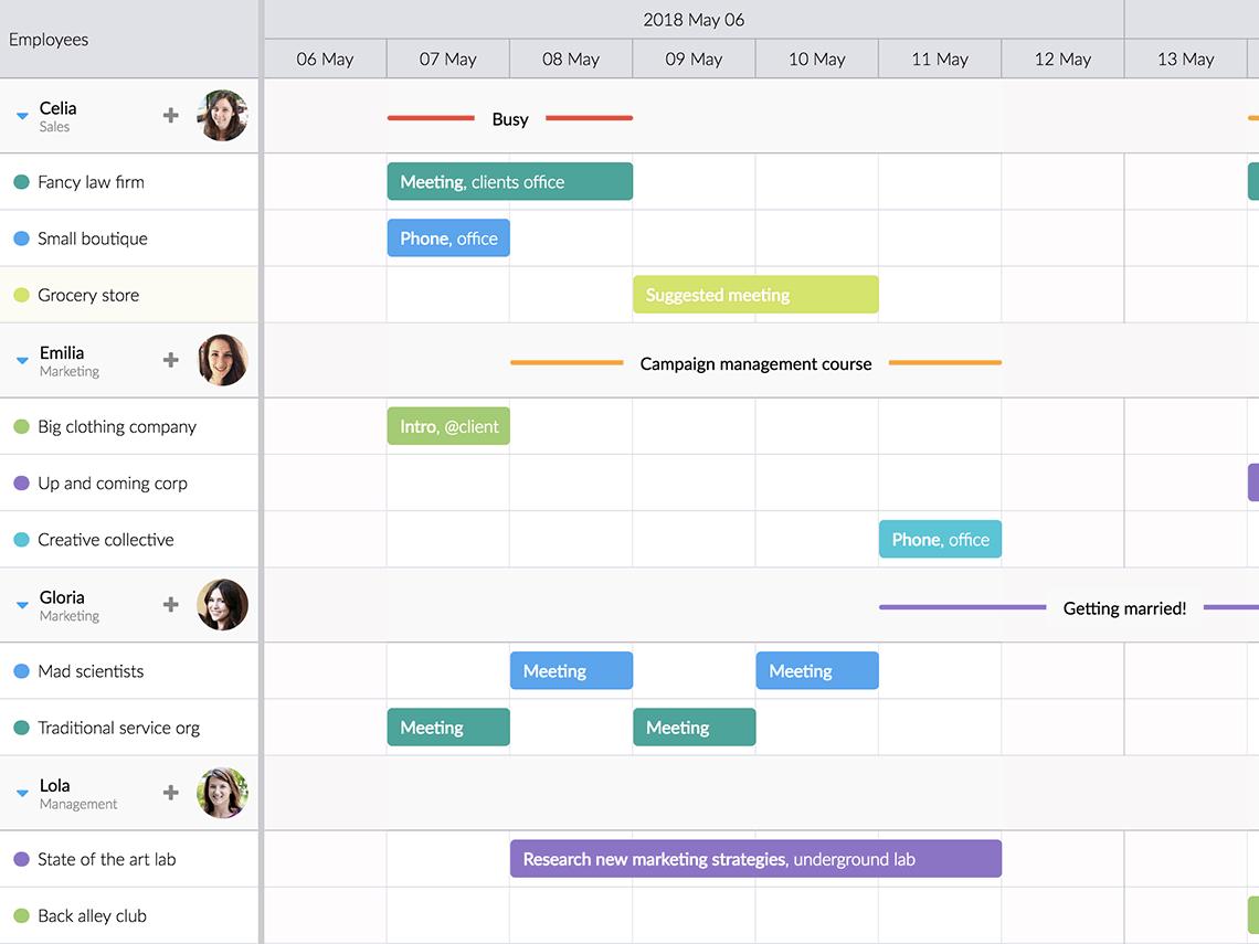 Bryntum – Premium JavaScript Gantt Charts And Scheduling Components