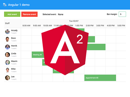 Integrating Bryntum Scheduler with Angular – Bryntum